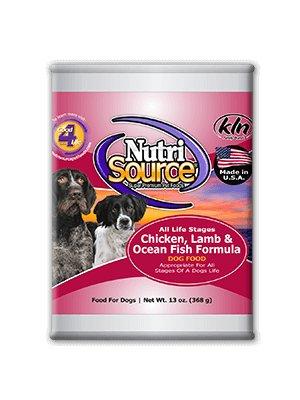 Nutrisource Nutrisource Chicken, Lamb, & Fish