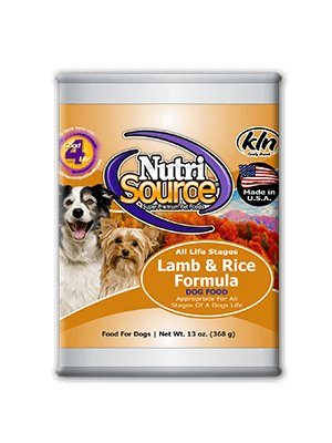 Nutrisource Nutrisource Lamb & Rice