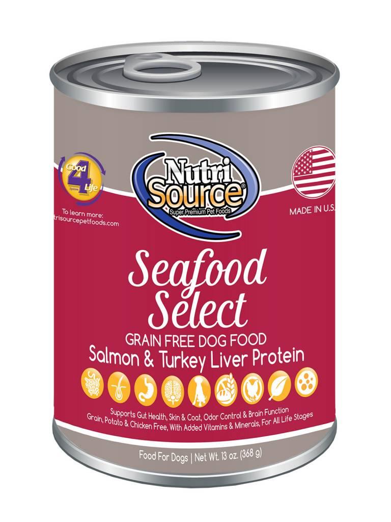Nutrisource Nutrisource Seafood Select Grain Free