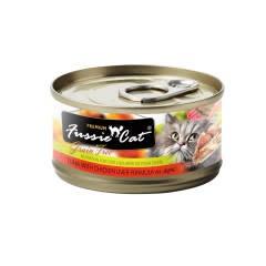 Fussie Cat Fussie Cat Tuna With Chicken Liver