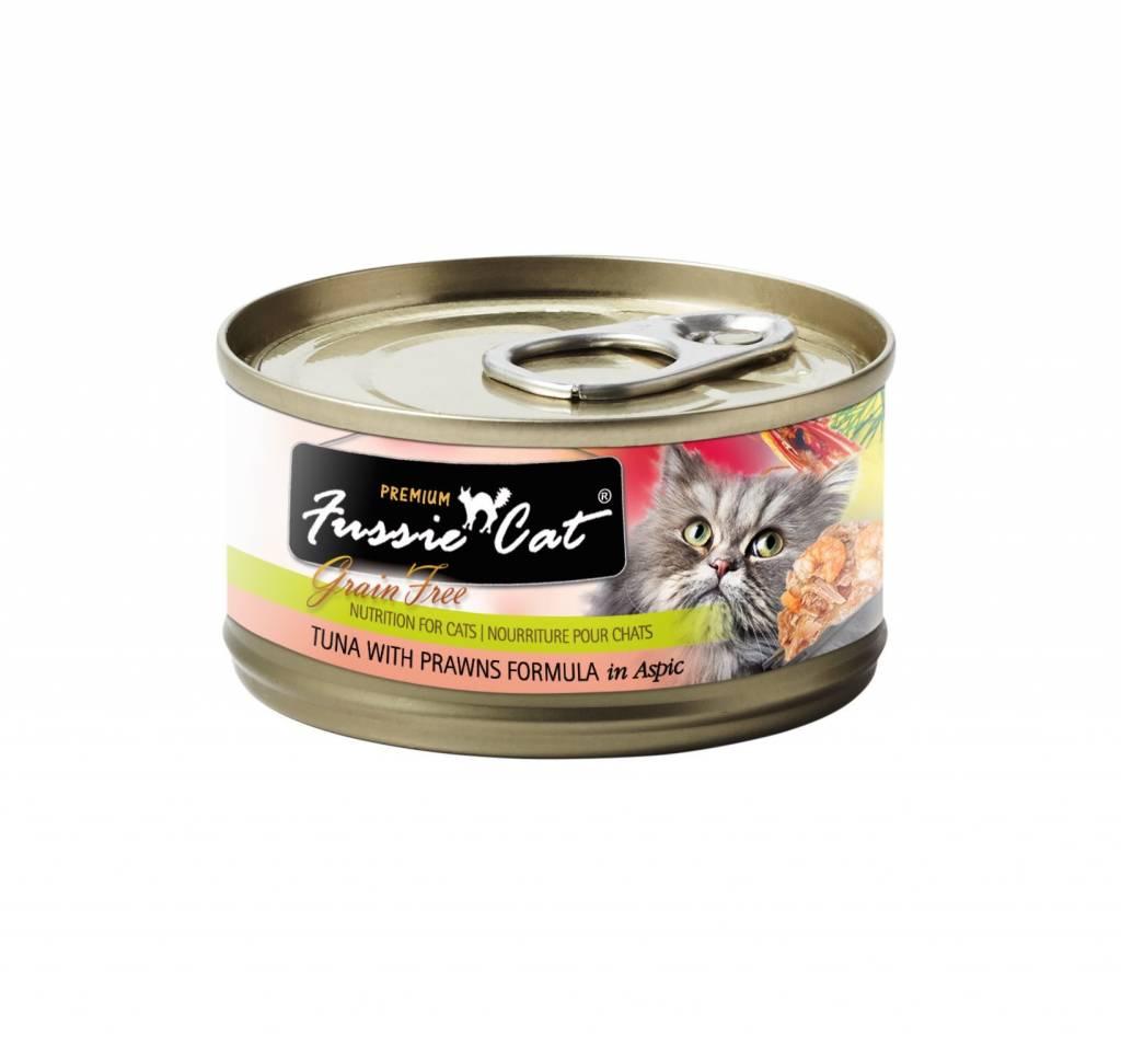 Fussie Cat Fussie Cat Tuna With Prawns