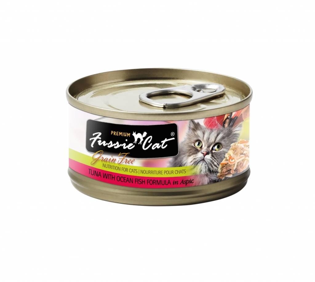 Fussie Cat Fussie Cat Tuna With Ocean Fish