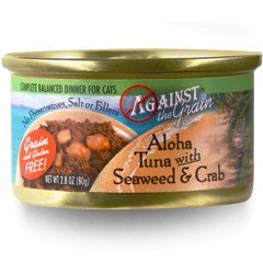 Against The Grain Against The Grain Aloha Tuna With Seaweed & Crab