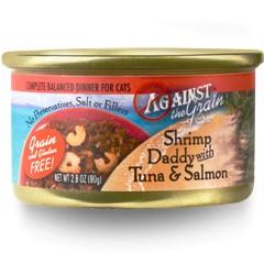 Against The Grain Against The Grain Shrimp Daddy With Tuna & Salmon