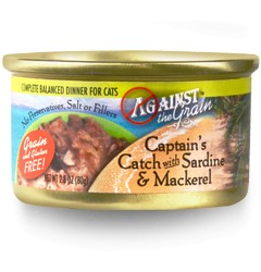 Against The Grain Against The Grain Captain's Catch With Sardine & Mackerel