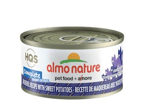 Almo Nature Almo Nature Mackerel Recipe With Sweet Potatoes In Gravy