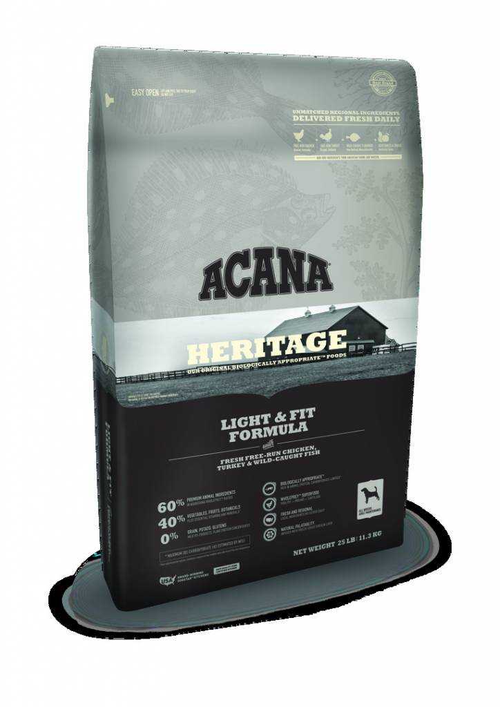 Acana Acana Light & Fit Formula