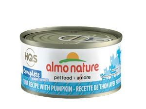 Almo Nature Almo Nature Tuna Recipe With Pumpkin In Gravy