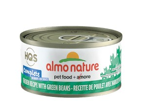 ALMO NATURE ALMO NATURE CHICKEN RECIPE WITH GREEN BEANS IN GRAVY