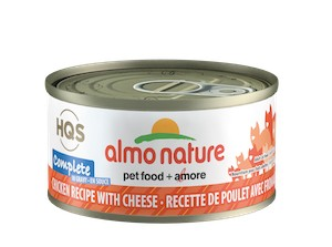 ALMO NATURE ALMO NATURE CHICKEN RECIPE WITH CHEESE IN GRAVY