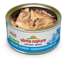 Almo Nature Almo Nature Mackerel In Broth