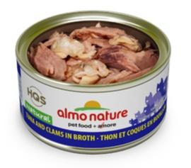Almo Nature Almo Nature Tuna And Clams In Broth