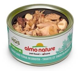 Almo Nature Almo Nature Trout And Tuna In Broth