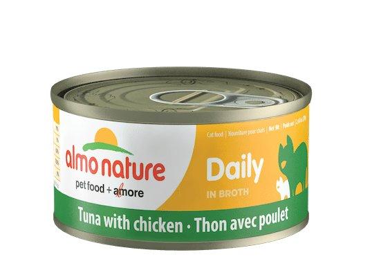 Almo Nature Almo Nature Tuna With Chicken