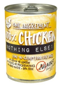 Against The Grain Against The Grain Nothing Else 100% Chicken