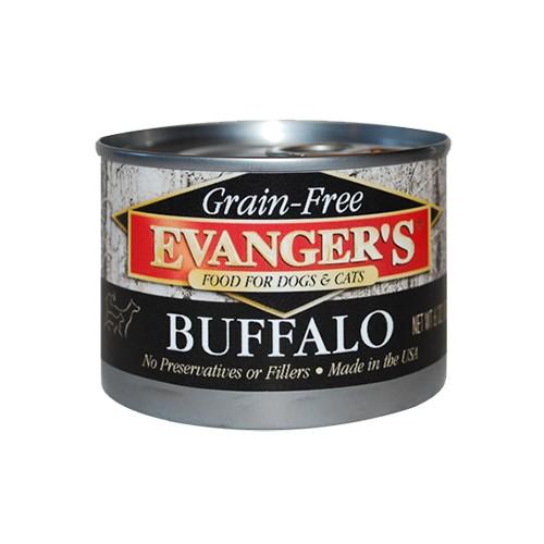 Evangers Evangers Grain Free Buffalo