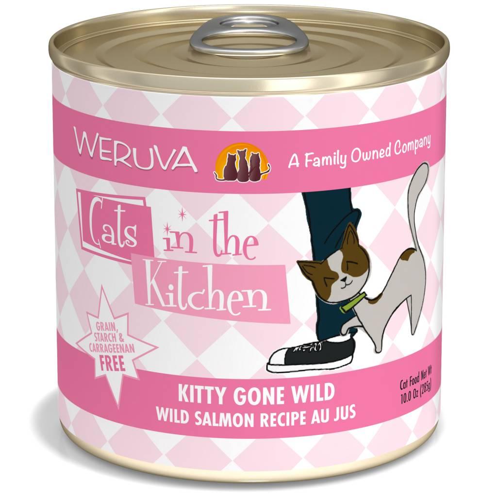 Weruva WERUVA KITTY GONE WILD, CATS IN THE KITCHEN