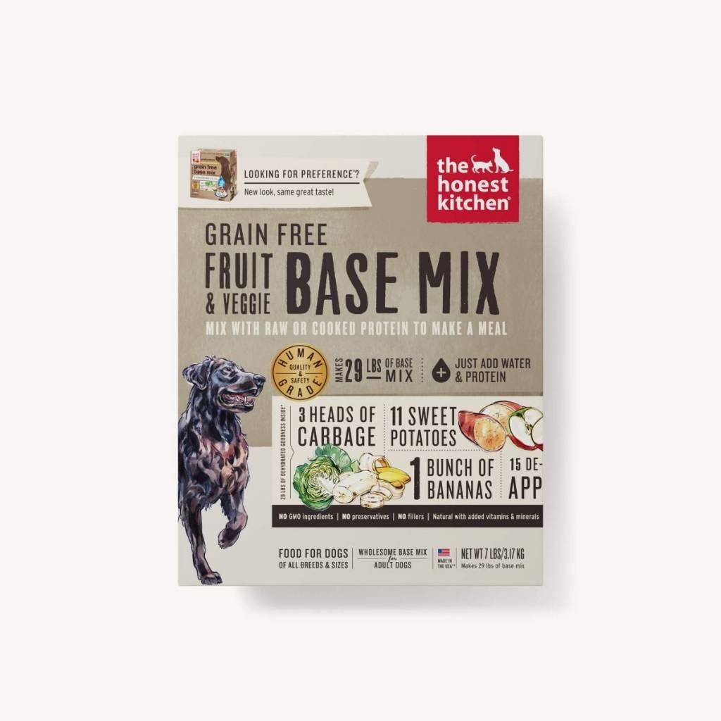 The Honest Kitchen Honest Kitchen Dehydrated Grain Free Fruit & Veggie Base Mix
