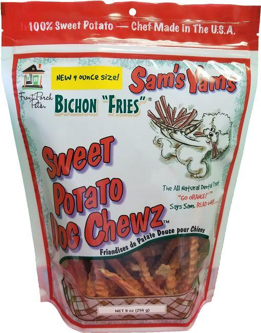 Front Porch Pets Sams Yams Bichon Fries