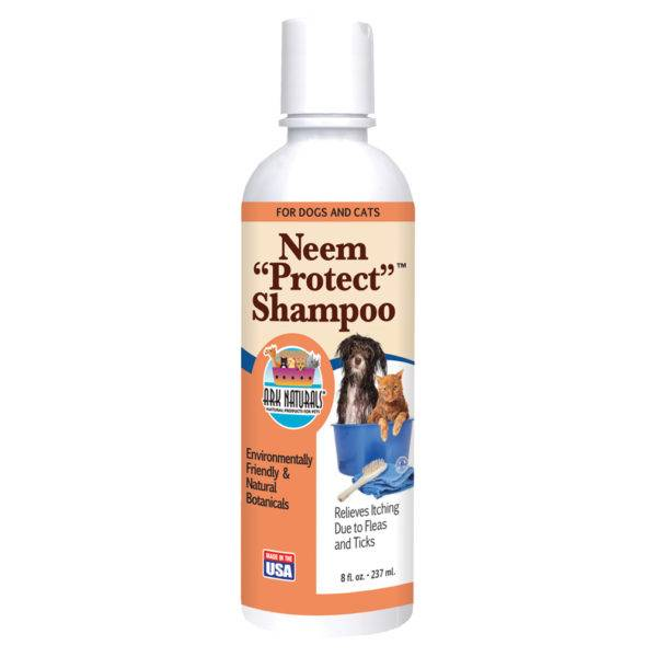 Ark Naturals Ark Naturals Neem Protect Shampoo for Dogs and Cats, 8oz
