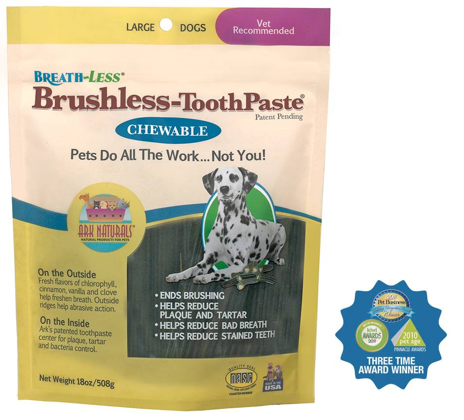 Ark Naturals Ark Naturals Brushless Toothpaste Chews