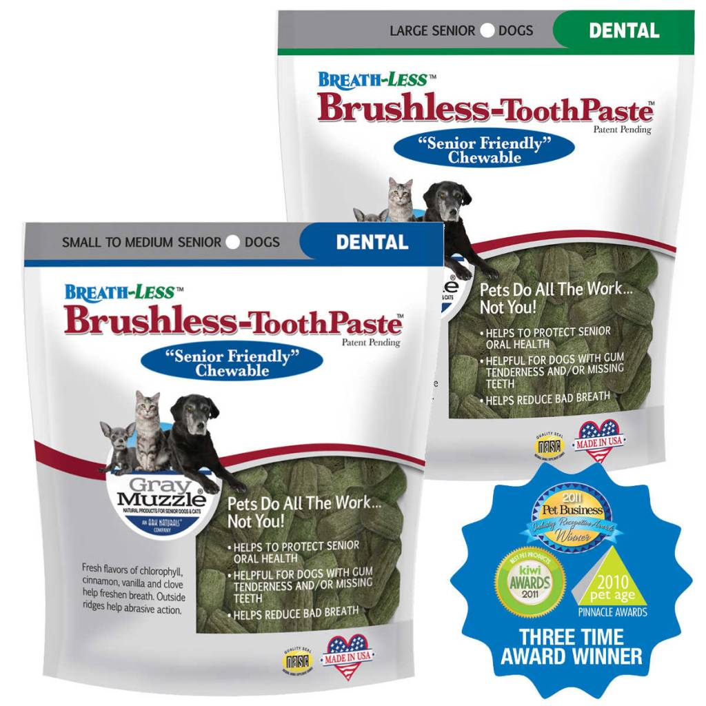 ARK NATURALS ARK NATURALS GRAY MUZZLE TOOTHPASTE
