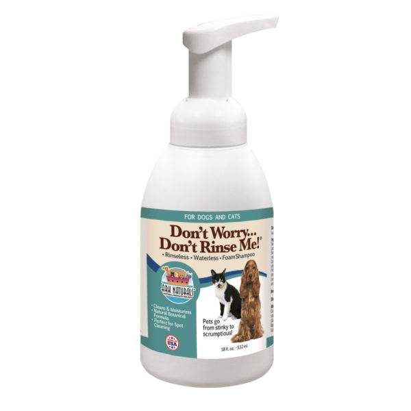 Ark Naturals Ark Naturals Don't Worry Waterless Shampoo 18oz