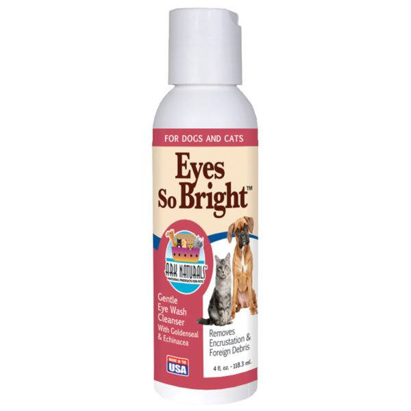 Ark Naturals Ark Naturals Eyes So Bright Gentle Eye Wash for Dogs and Cats, 4oz