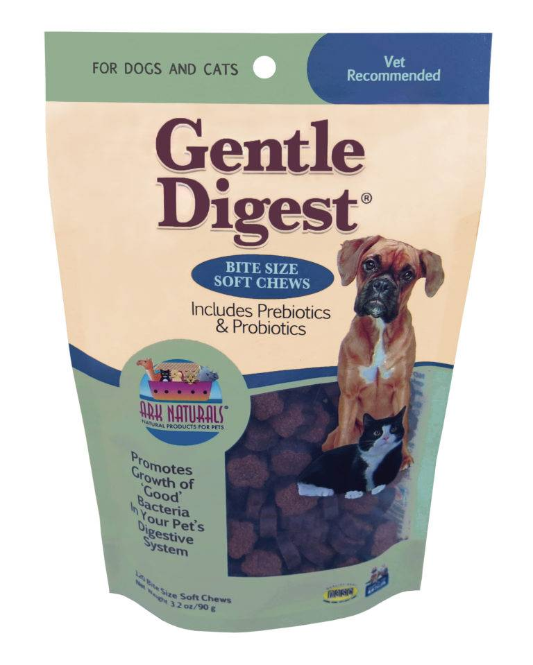 ARK NATURALS ARK NATURALS GENTLE DIGEST SOFT CHEWS 120ct