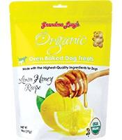 Grandma Lucys Grandma Lucys Organic Baked Lemon Honey 14oz