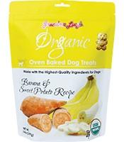 Grandma Lucys Grandma Lucys Organic Baked Banana 14oz