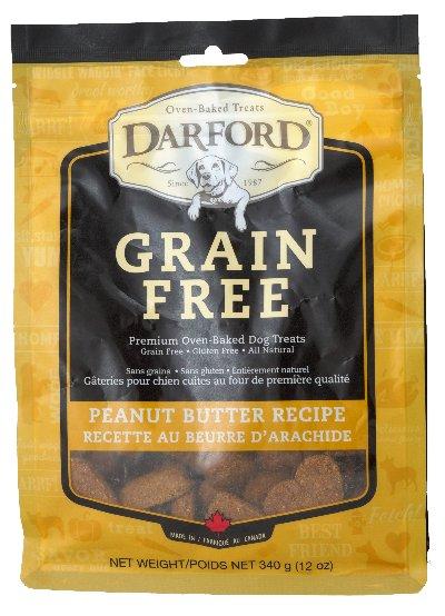 DARFORD DARFORD GRAIN FREE PEANUT BUTTER 12oz
