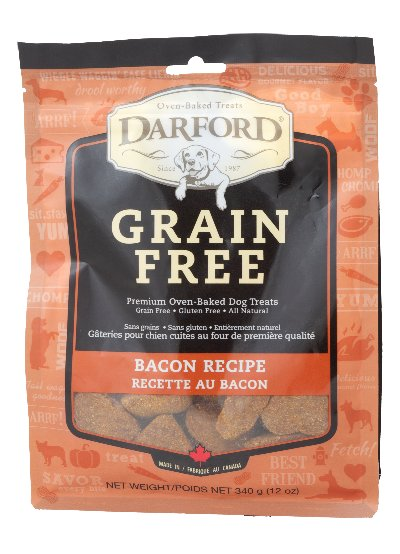 DARFORD DARFORD GRAIN FREE BACON 12oz