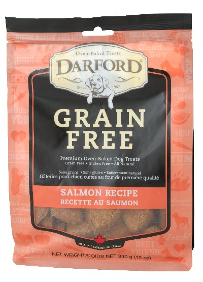 Darford DARFORD GRAIN FREE SALMON 12oz