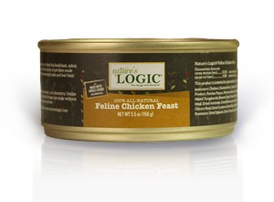 NATURES LOGIC NATURES LOGIC CHICKEN FEAST FELINE