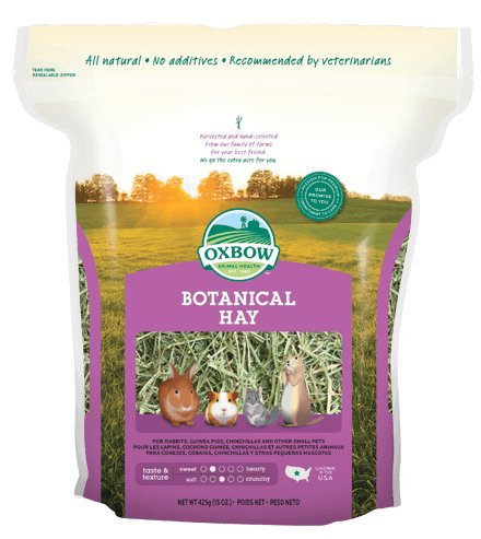 Oxbow Pet Products OXBOW BOTANICAL HAY 15oz