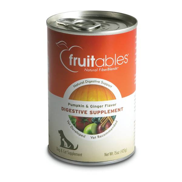 Fruitables Fruitables Canned Pumpkin Digestive Supplement