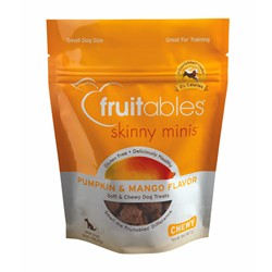 Fruitables Fruitables Skinny Minis Pumpkin Mango Chewy 5oz