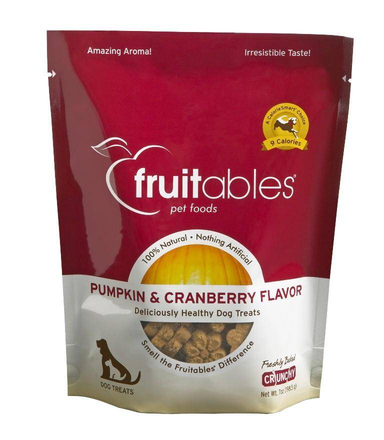 Fruitables Fruitables Baked Pumpkin & Cranberry 7oz