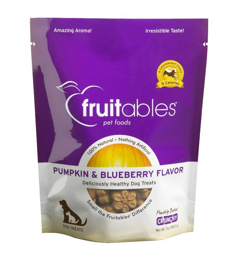 Fruitables Fruitables Baked Pumpkin & Blueberry 7oz