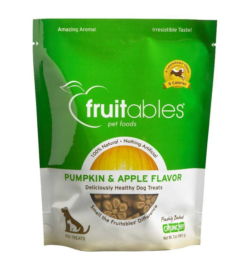Fruitables Fruitables Baked Pumpkin & Apple 7oz