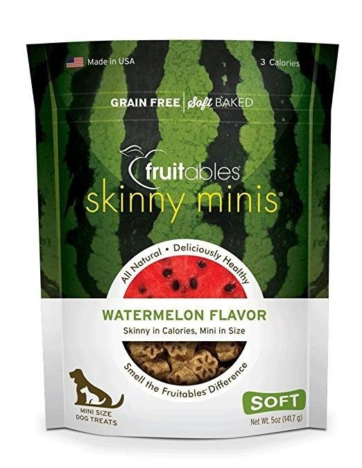 Fruitables Fruitables Skinny Minis Watermelon Chewy 5oz