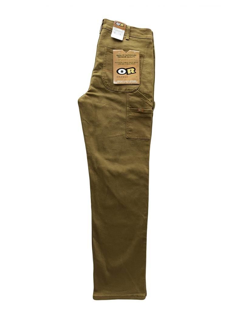 Orange-River Pantalon coton spandex Leonardo