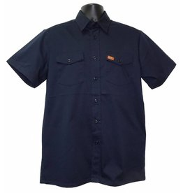 Orange-River Chemise M/C OR Richard