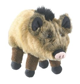 WILDLIFE ARTISTS INC BROWN JAVELINA