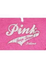 RAG TIME ENTERPRISES PINK BLING HOODIE