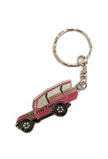 THE PIN CENTER JEEP KEYCHAIN