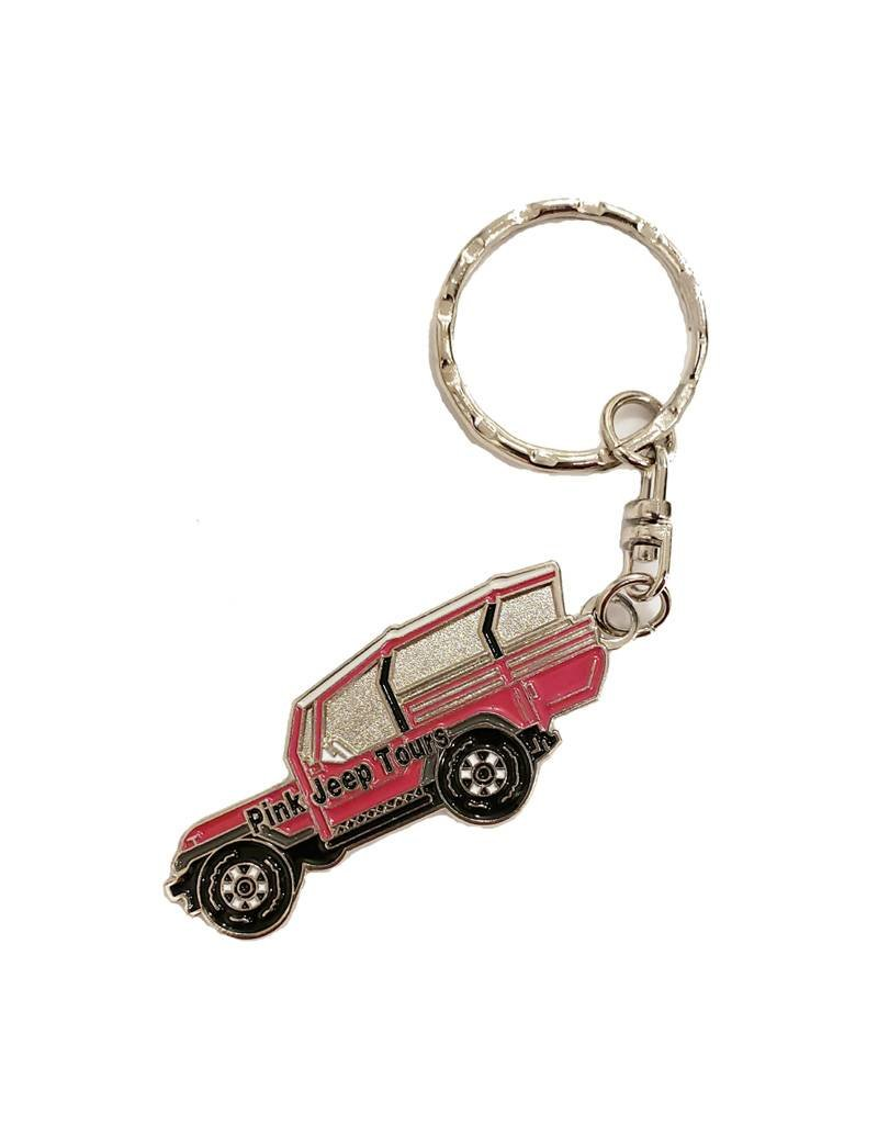 THE PIN CENTER PJT JEEP KEYCHAIN