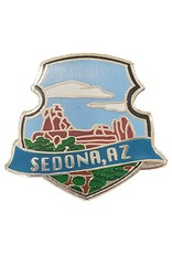 THE PIN CENTER SEDONA SNOOPY ROCK PIN