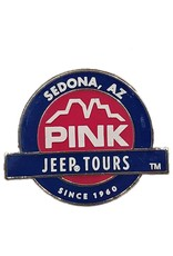 THE PIN CENTER SEDONA LOGO PIN